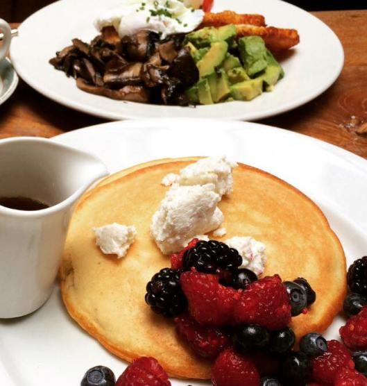 Greenberry Cafe Brunch