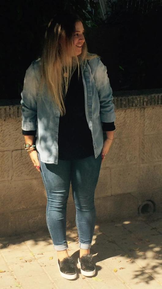 double denim