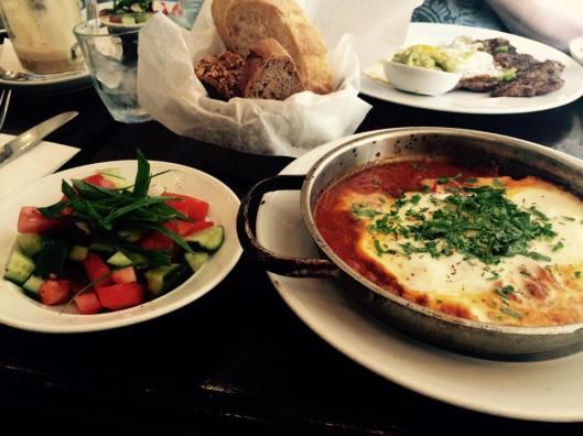 Cafe Noir Tel Aviv Brunch