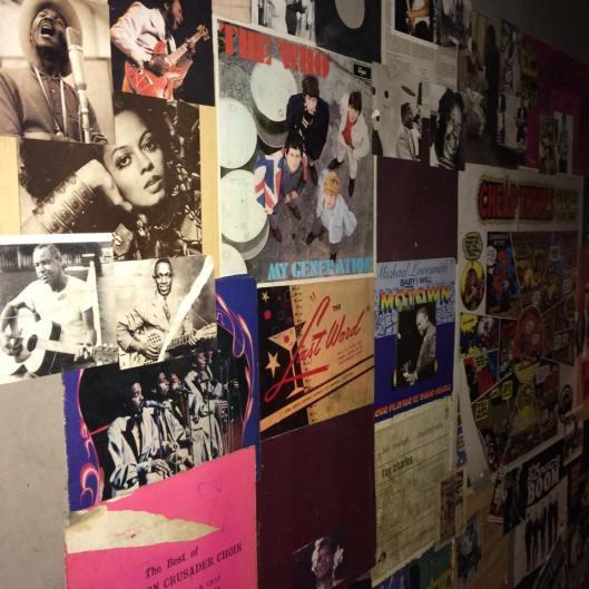 Camden, Blues Kitchen, brunch