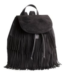tassel backpack festival fashion