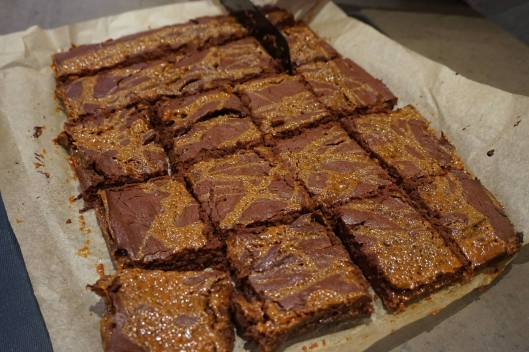Salted Caramel Brownie recipe
