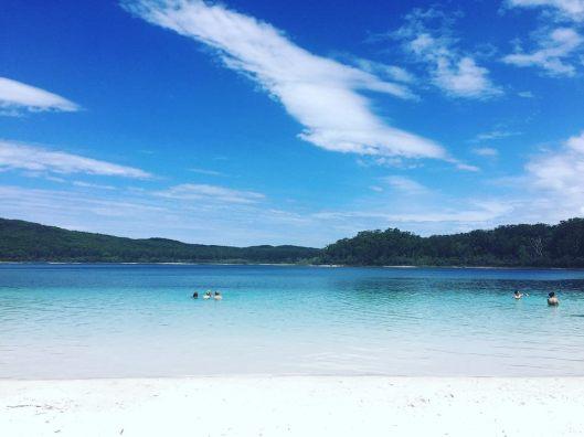 Australia beach life