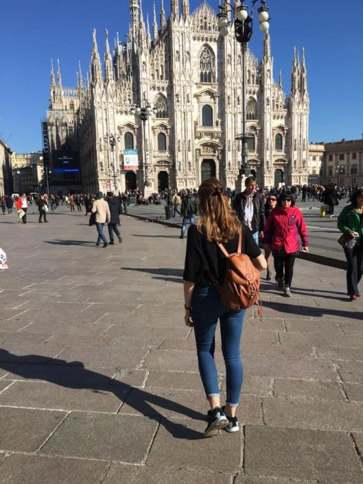 Milan, Travel, Quirky Chicken